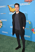 Santiago Lopez at the world premiere for &quot;Gringo&quot; at the L.A. Live Regal Cinemas, Los Angeles, USA 06 March 2018<br /> Picture: Paul Smith/Featureflash/SilverHub 0208 004 5359 sales@silverhubmedia.com