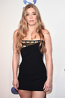 Becky Hill<br /> at the 2019 Jingle Bell Ball, O2 Arena, London.<br /> <br /> ©Ash Knotek  D3544 08/12/2019