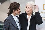 Actress Barbara Lennie and Susi Sanchez attends to the presentation of the film 'La Enfermedad del Domingo' at Princesa Cinemas in Madrid , Spain. February 22, 2018. (ALTERPHOTOS/Borja B.Hojas)