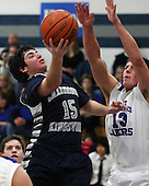 Cranbrook Kingswood at Waterford Our Lady of the Lakes, Boys Varsity Basketball, 1/11/13