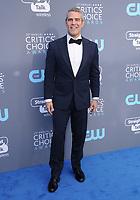 11 January 2018 - Santa Monica, California - Andy Cohen. 23rd Annual Critics' Choice Awards held at Barker Hangar. <br /> CAP/ADM/BT<br /> &copy;BT/ADM/Capital Pictures