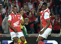 Independiente Santa Fe vs. Once Caldas, 04-05-2014