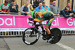 Stefan De Bod (RSA) in action during the Men Elite Individual Time Trial of the UCI World Championships 2019 running 54km from Northallerton to Harrogate, England. 25th September 2019.<br /> Picture: Seamus Yore | Cyclefile<br /> <br /> All photos usage must carry mandatory copyright credit (© Cyclefile | Seamus Yore)