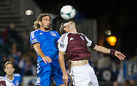 San Jose Earthquakes vs Colorado Rapids, October 9, 2013