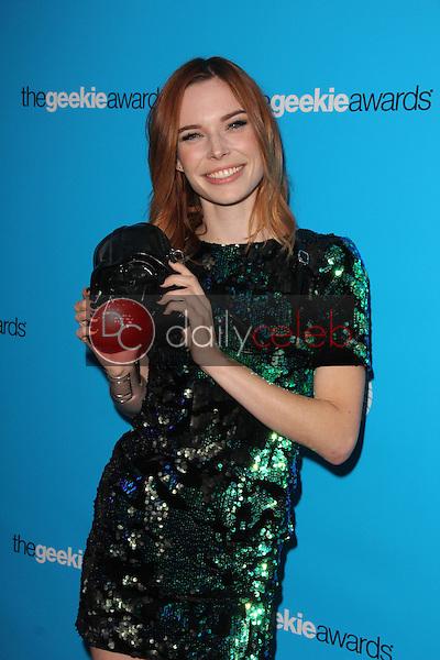 Chloe Dykstra<br /> at the 2015 Geekie Awards, Club Nokia, Los Angeles, CA 10-15-15<br /> David Edwards/Dailyceleb.com 818-249-4998