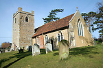 Church of St Mary, Great Bealings, Suffolk