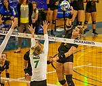 University of North Dakota at South Dakota State University Volleyball