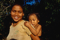 Thai-Minderheit in der Son La-Provinz, Vietnam