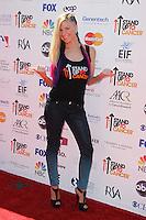 LOS ANGELES, CA - SEPTEMBER 07: Diem Brown at the Stand Up To Cancer benefit at The Shrine Auditorium on September 7, 2012 in Los Angeles, California. Credit: mpi27/MediaPunch Inc. /NortePhoto.com<br /> <br /> **CREDITO*OBLIGATORIO** *No*Venta*A*Terceros*<br /> *No*Sale*So*third*...
