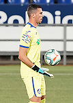 Getafe CF's David Soria during friendly match. August 10,2019. (ALTERPHOTOS/Acero)