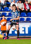 Uppsala 2014-06-26 Fotboll Superettan IK Sirius - IFK V&auml;rnamo :  <br /> Sirius Oscar Pehrsson <br /> (Foto: Kenta J&ouml;nsson) Nyckelord:  Superettan Sirius IKS Studenternas IFK V&auml;rnamo portr&auml;tt portrait