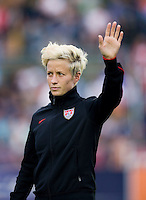 Megan Rapinoe. The USWNT defeated Japan, 2-0,  at WakeMed Soccer Park in Cary, NC.
