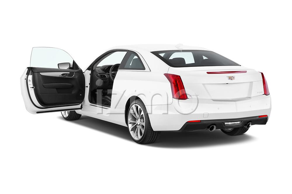 Car images of a 2015 Cadillac ATS 2.0 RWD Premium 2 Door Coupe Doors