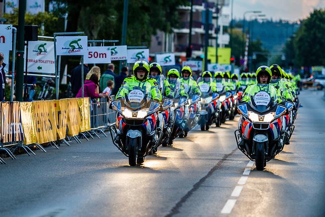 Police, Arnhem Veenendaal Classic , UCI 1.1, Veenendaal, The Netherlands, 22 August 2014, Photo by Thomas van Bracht / Peloton Photos
