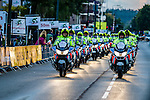 Police, Arnhem Veenendaal Classic , UCI 1.1, Veenendaal, The Netherlands, 22 August 2014, Photo by Thomas van Bracht / Peloton Photos