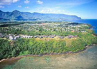 SEA LODGE, PRINCEVILLE AERIAL