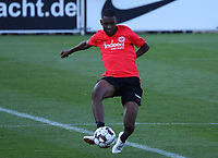 Gelson Fernandes (Eintracht Frankfurt) - 10.10.2018: Eintracht Frankfurt Training, Commerzbank Arena, DISCLAIMER: DFL regulations prohibit any use of photographs as image sequences and/or quasi-video.