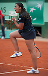 Petra Martic (CRO) defeated Marion Bartoli (FRA) 6-2, 3-6, 6-3.