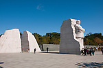 Martin Luther King Jr Memorial, Washington, DC, dc124585