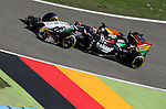 Nico Huelkenberg (GER), Force India Formula One Team<br /> for the complete Middle East, Austria & Germany Media usage only!<br />  Foto © nph / Mathis