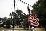 "Saturday, July 7, Raleigh, North Carolina..About 200 people gathered at Moore Square in downtown Raleigh today at a support the troops rally billed as ""Operation America Rising"". Speeches were given and bands played raise awareness for US troops in Iraq and Afghanistan."