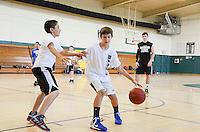 The Harker School - Summer Sports Camp 2013 - Basketball camp photos - Photo by Kyle Cavallaro
