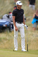 Joakim Lagergren (SWE) during the final round of the Dubai Duty Free Irish Open, Ballyliffin Golf Club, Ballyliffin, Co Donegal, Ireland. 08/07/2018<br /> Picture: Golffile   Thos Caffrey<br /> <br /> <br /> All photo usage must carry mandatory copyright credit (&copy; Golffile   Thos Caffrey)