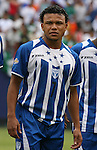 10 June 2007: Honduras' Emil Martinez. The Honduras Men's National Team defeated the National Team of Mexico 2-1 at Giants Stadium in East Rutherford, New Jersey in a first round game in the 2007 CONCACAF Gold Cup.