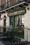 Sherlock Holmes Museum, Baker Street, London UK