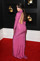 LOS ANGELES, CA - FEBRUARY 10: Camila Cabello at the 61st Annual Grammy Awards at the Staples Center in Los Angeles, California on February 10, 2019. Credit: Faye Sadou/MediaPunch