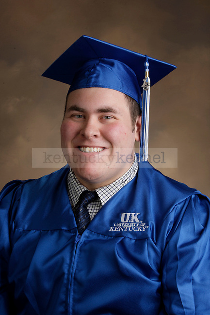 Mollenkopf, Matthew photographed during the Feb/Mar, 2013, Grad Salute in Lexington, Ky.