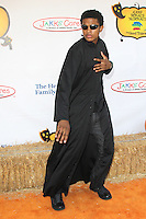 UNIVERSAL CITY, CA - OCTOBER 21:  Trevor Jackson at the Camp Ronald McDonald for Good Times 20th Annual Halloween Carnival at the Universal Studios Backlot on October 21, 2012 in Universal City, California. ©mpi28/MediaPunch Inc. /NortePhoto