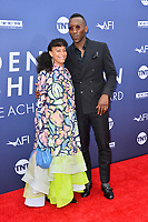LOS ANGELES, USA. June 07, 2019: Mahershala Ali & Amatus Sami-Karim at the AFI Life Achievement Award Gala.<br /> Picture: Paul Smith/Featureflash