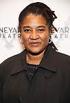 """Lynn Nottage during the Opening Night Celebration for """"Good Grief"""" at the Vineyard Theatre on October 28, 2018 in New York City."""