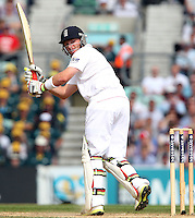 Ian Bell of England is caught behind - England vs Australia - 5th day of the 5th Investec Ashes Test match at The Kia Oval, London - 25/08/13 - MANDATORY CREDIT: Rob Newell/TGSPHOTO - Self billing applies where appropriate - 0845 094 6026 - contact@tgsphoto.co.uk - NO UNPAID USE