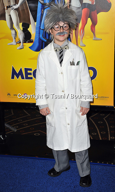 Nolan Gould      - Megamind Premiere at the Chinese Theatre In Los Angeles.