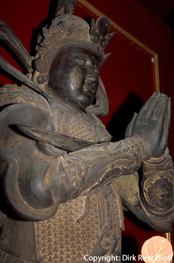China, Peking, im buddhistischen Tempel FaYuan-Si, Waida