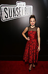 Laura Osnes attends the Broadway Opening Night of Sunset Boulevard' at the Palace Theatre Theatre on February 9, 2017 in New York City.