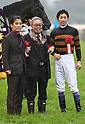 Horse Racing : Tenno Sho (Autumn) at Tokyo Racecourse
