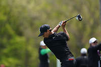 Thorbjorn Olesen (DEN) on the 12th tee during the 3rd round at the PGA Championship 2019, Beth Page Black, New York, USA. 18/05/2019.<br /> Picture Fran Caffrey / Golffile.ie<br /> <br /> All photo usage must carry mandatory copyright credit (© Golffile | Fran Caffrey)