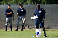 Baseball - MLB Academy - Tirrenia (Italy) - 19/08/2009 - German Geigel