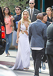 2015-05-17 Las Vegas Billboard Red Carpet arrovals out side MGM Grand Gardens , Singer Songwriter Rita Ora