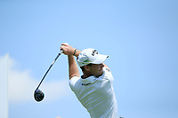 Danny Willett (ENG) during the first round of  The Northern Trust, Liberty National Golf Club, Jersey City, New Jersey, USA. 08/08/2019.<br /> Picture Michael Cohen / Golffile.ie<br /> <br /> All photo usage must carry mandatory copyright credit (© Golffile | Michael Cohen)