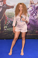 Imani at the premiere of &quot;Alice Through the Looking Glass&quot; at the Odeon Leicester Square, London.<br /> May 10, 2016  London, UK<br /> Picture: Steve Vas / Featureflash