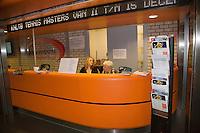 14-12-12, Rotterdam, Tennis, Masters, Entrance