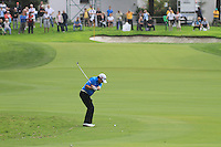 Graeme McDowell (NIR) during the 1st day at the  Andalucía Masters at Club de Golf Valderrama, Sotogrande, Spain. .Picture Fran Caffrey www.golffile.ie