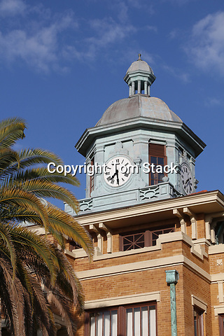 The historic Citrus County courthouse in Inverness, FL
