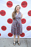 Sarah Ruhl attends the 9th Annual LILLY Awards at the Minetta Lane Theatre on May 21,2018 in New York City.