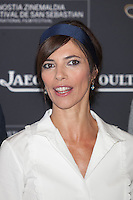 Spanish actress Maribel Verdu poses during Aladina Foundation presentation at 63rd Donostia Zinemaldia (San Sebastian International Film Festival) in San Sebastian, Spain. September 18, 2015. (ALTERPHOTOS/Victor Blanco) /NortePhoto.com