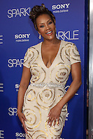 """Los Angeles - AUG 16:  Vivica A Fox arrives at the """"Sparkle""""  Premiere at Graumans Chinese Theater on August 16, 2012 in Los Angeles, CA"""